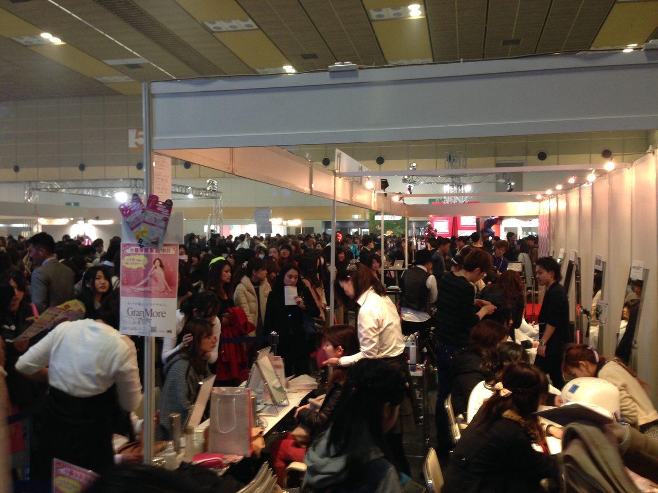 画像2: ガールズカルチャーを集めた夢の祭典「日本女子博覧会」に行ってきた