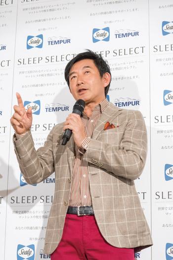 画像: 石田純一、若さの秘訣は「眠りの質」!