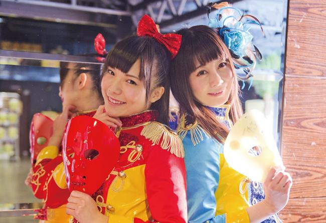 画像: 注目度急上昇でメンバーもびっくり!? 仮面女子・アリス十番 立花あんな&桜のどか