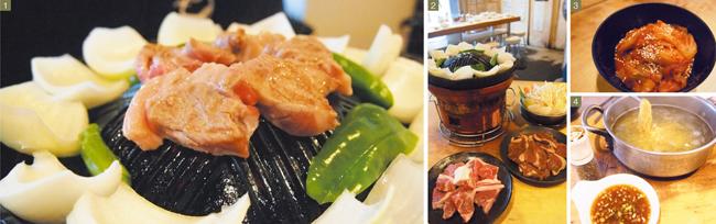 画像: 【中野】ジンギスカンゆきだるま 中野部屋 元幕内力士が惚れ込んだ希少ラムを豪快に食す!