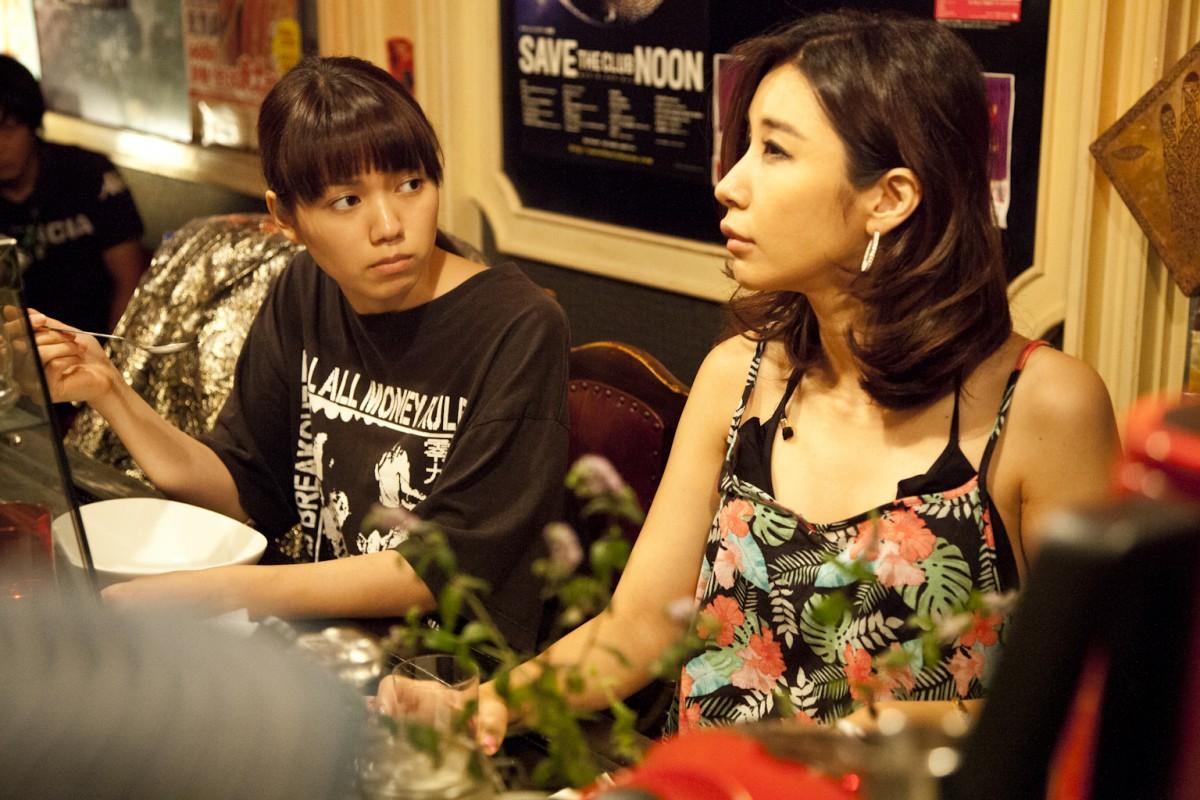 画像: 二階堂ふみ、大阪弁に初挑戦!映画『味園ユニバース』。チョイSぶりがたまらない特別映像が公開