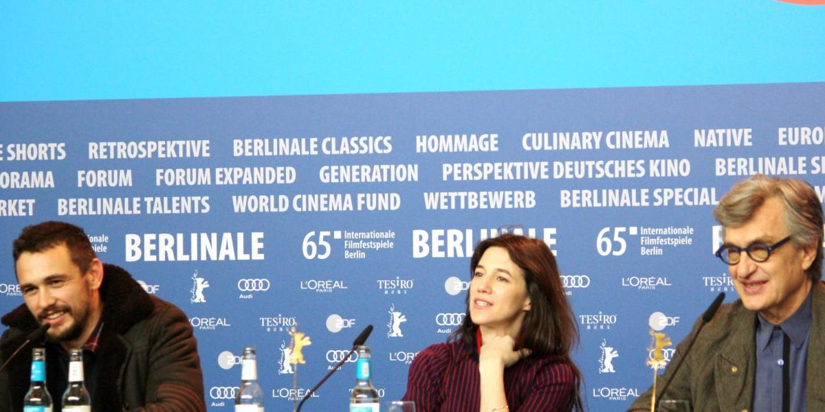 画像: ヴィム・ヴェンダース監督の新作がお披露目【第65回ベルリン国際映画祭】