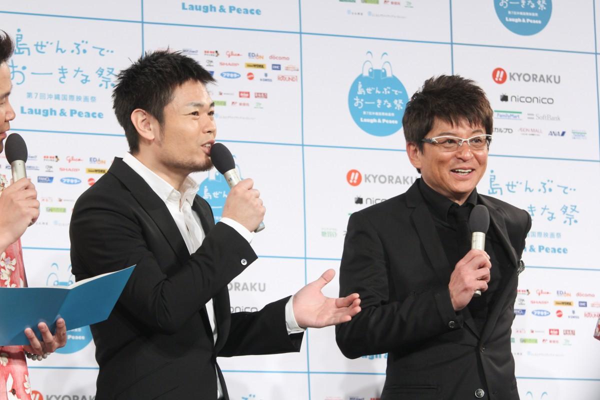 画像: 哀川翔、芸能生活が30年もつとは思わなかった…節目に出演した『Zアイランド』