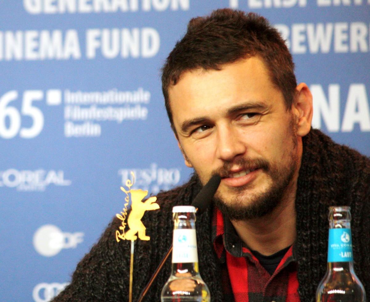 画像: ジェームズ・フランコが語る、元ゲイ活動家を描いた異色作とは?【第65回ベルリン国際映画祭】