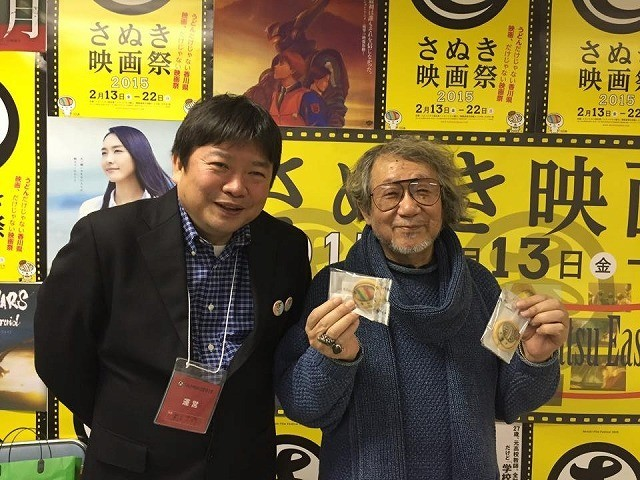 画像1: さぬき映画祭2015で、大林宣彦監督。ももクロ映画を絶賛。また尾道での映画への意欲を語った。