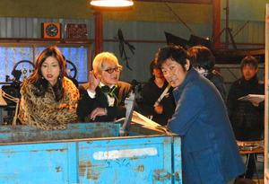 画像: 林海象監督、オール山形ロケで短編映画「GOOD YEAR」を制作中!