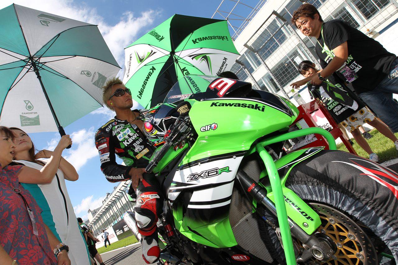 画像1: バイクレースの現場に一番近いところからダイレクトにレポートが届く「Racing Heroes」