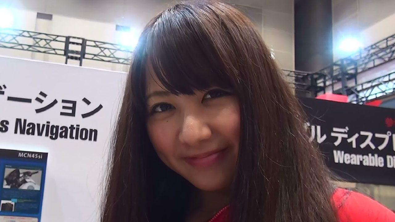 画像: けしからん!とお叱りを受けるかもしれないけどシェアせざるを得ない、東京モーターショーのコンパニオンさんたち