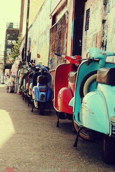 画像: そうだ。ベスパに乗ろう。 - LAWRENCE(ロレンス) - Motorcycle x Cars + α = Your Life.