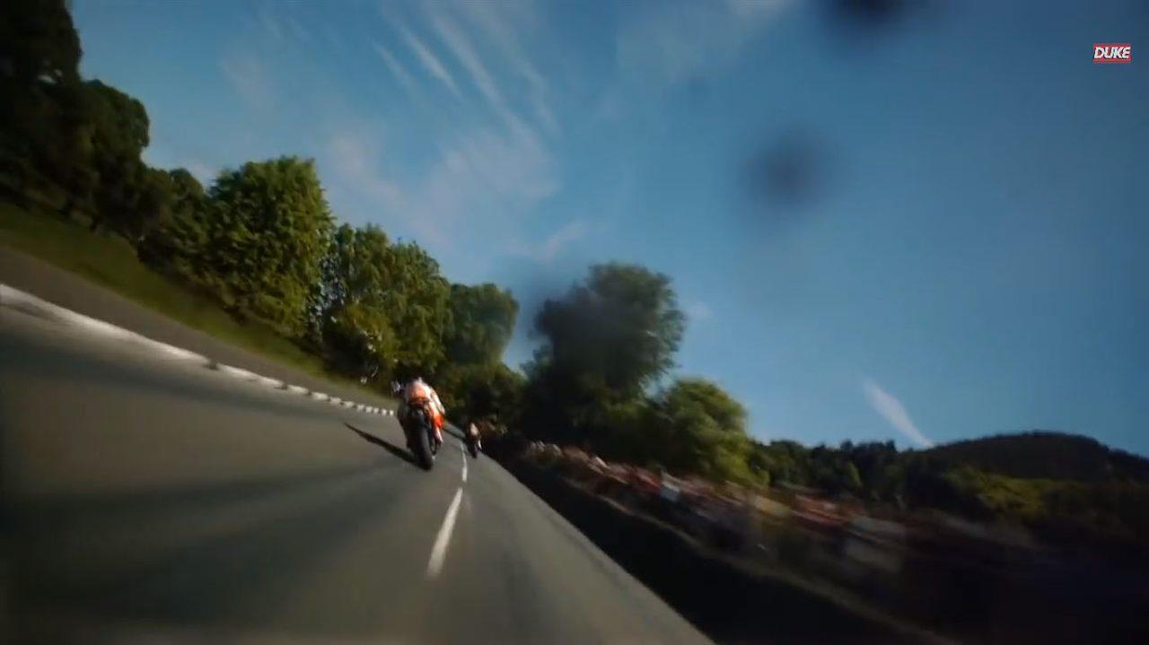 画像: 【速すぎ注意!】おウチでエア・マン島TTグランプリにピッタリのオンボード映像