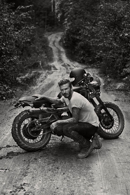 画像: ベッカムがハードボイルドに決める。ベルスタッフの動画がクール - LAWRENCE(ロレンス) - Motorcycle x Cars + α = Your Life.