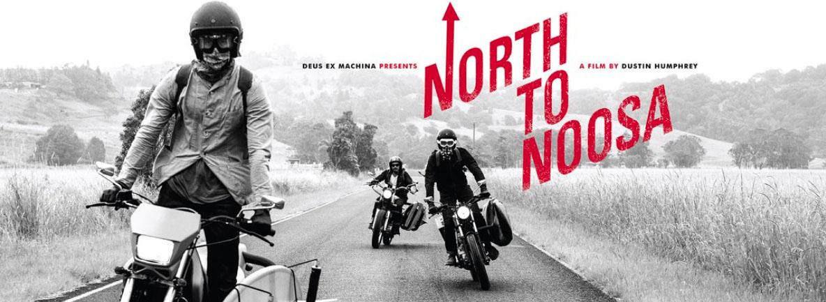 """画像: サーフトリップとバイクトリップ!これはカッコよすぎるね「DEUS EX MACHINA """"NORTH TO NOOSA 完全版」"""