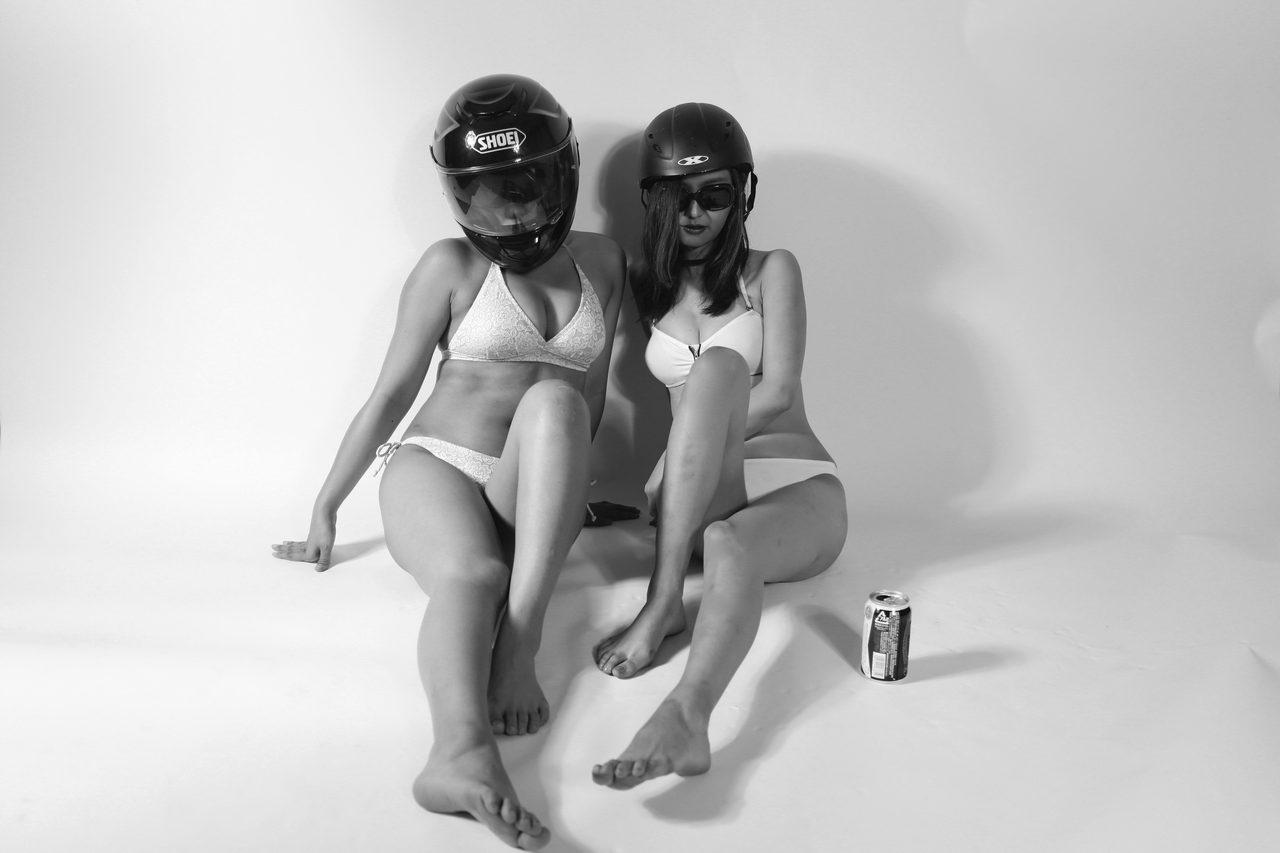 画像2: 【グラビア】ヘルメット女子 EPISODE-II -3