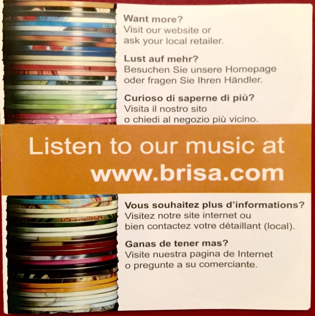 画像2: 【MUSIC】イタリアのしゃれおつCDで発見!