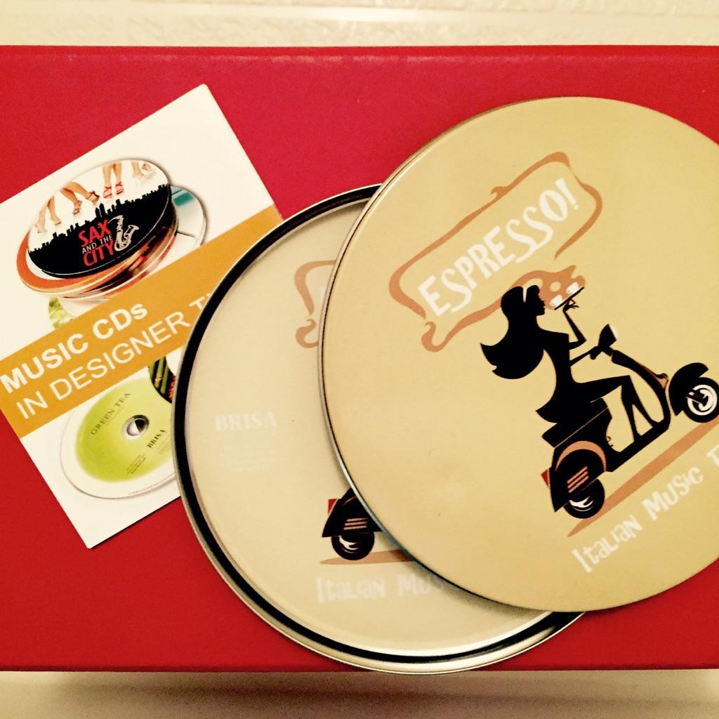 画像1: 【MUSIC】イタリアのしゃれおつCDで発見!