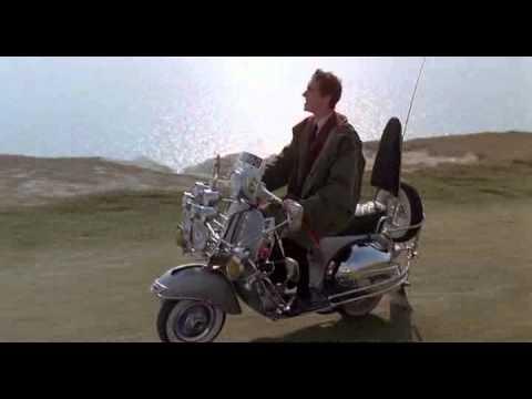 画像: エンターテイメントの中のバイクたち:『さらば青春の光』のベスパ