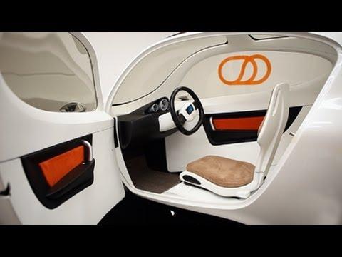 画像: 未来のバイク?Lit Motors C-1の中身がどうなってるか、気になるよね。
