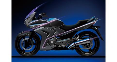 画像: SUZIKI GSR250F : 新車価格 51万4080円 248cc水冷並列2気筒。最高出力24馬力。車重189kg