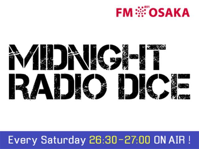 MIDNIGHT RADIO DICE - FM OH! 8...
