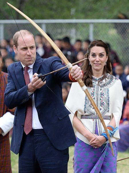 キャサリン妃 ウィリアム王子 Duke and Duchess of Cambridge 2016年まとめ インド ブータン