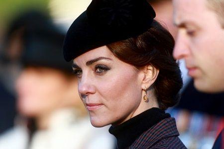 キャサリン妃 Duchess of Cambridge サンドリンガン Sylvia Fletcher ガリポリの戦い終結100年