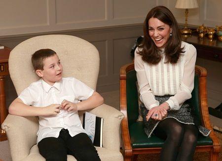キャサリン妃 Duchess of Cambridge 子供のメンタルヘルス Huffington Post