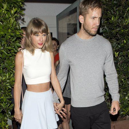 テイラー・スウィフト カルヴィン・ハリス Taylor Swift Calvin Harris