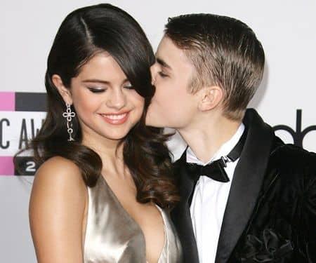 ジャスティン・ビーバー セレーナ・ゴメス  Justin Bieber Selena Gomez