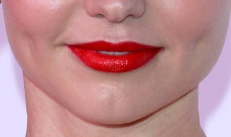 ミランダ・カー 唇 黄金比 科学的 判明
