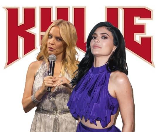 カイリー・ミノーグ カイリー・ジェナー 「カイリー/Kylie」をめぐる商標争い