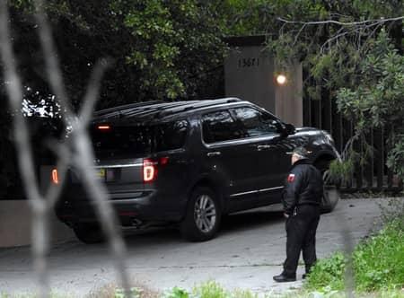 2017年第89回アカデミー賞 作品賞発表ミス ウォーレン・ベイティ自宅前に警備員