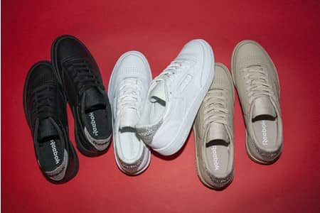リーボック Reebok ケンドリック・ラマー Kendrick Lamar ジジ・ハディッド Gigi Hadid スニーカー CLUB C コート系スニーカー テニスシューズ