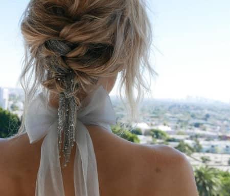 チェーンブレイズ 新ヘアトレンド 編み込みヘア