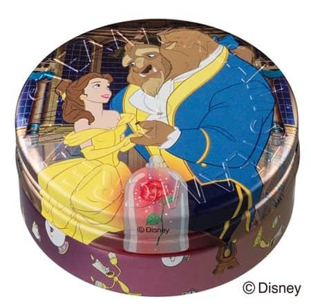 美女と野獣 スチームクリーム Beauty and the Beast
