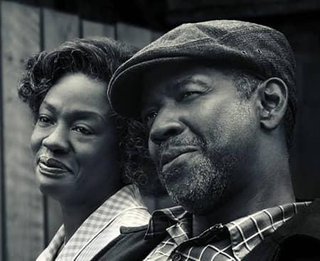 フェンシズ ヴィオラ・デイヴィス デンゼル・ワシントン Fences Viola Davis Denzel Washington 映画 アカデミー賞 オスカー ノミネート Moonlight Academy Awards Oscar