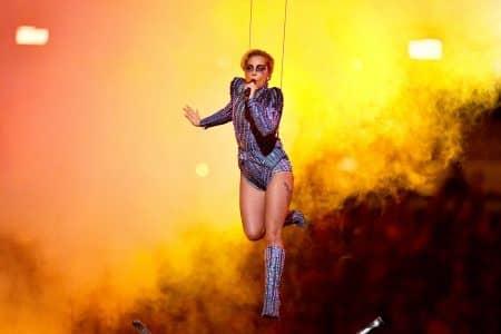 レディー・ガガ スーパーボウル Lady Gaga ハーフタイムショー