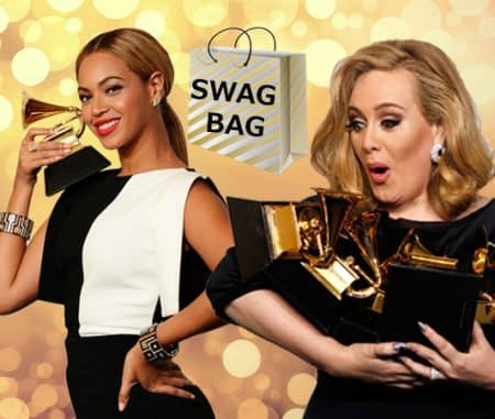 グラミー賞 スワッグ・バッグ ビヨンセ Beyonce  アデル Adele