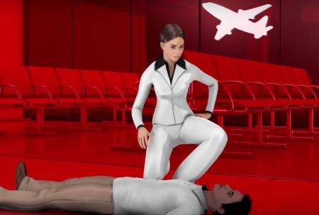 グラミー賞 スワッグ・バッグの中身 心肺蘇生 CPR 学習キット