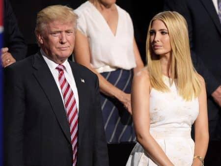ドナルド・トランプ イヴァンカ・トランプ ノードストローム Donald Trump Ivanka Trump