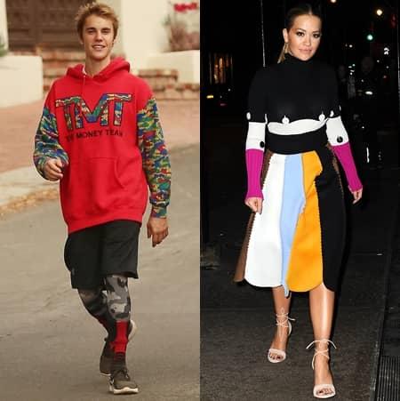 ジャスティン・ビーバー Justin Bieber  リタ・オラ Rita Ora K-Ci&JoJo ケイシー&ジョジョ オール・マイ・ライフ ピアノ 伴奏 コラボ 仲良し