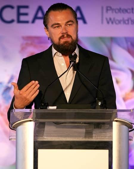 レオナルド・ディカプリオ Leonardo DiCaprio
