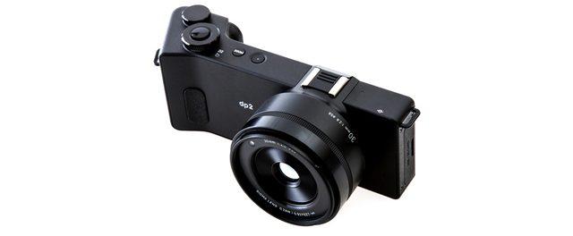 画像: SIGMA dp2 Quattro レビュー by ヨドバシカメラ