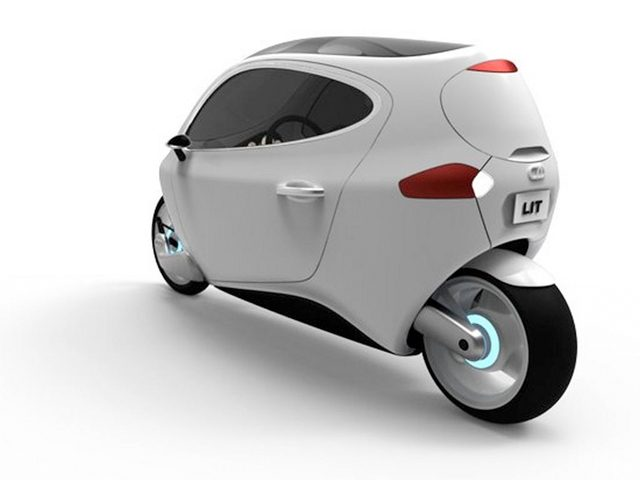 画像: 絶対に倒れない電動バイク「Lit Motors C-1」が2014年第4四半期に発売、ついに予約開始 | DDN JAPAN
