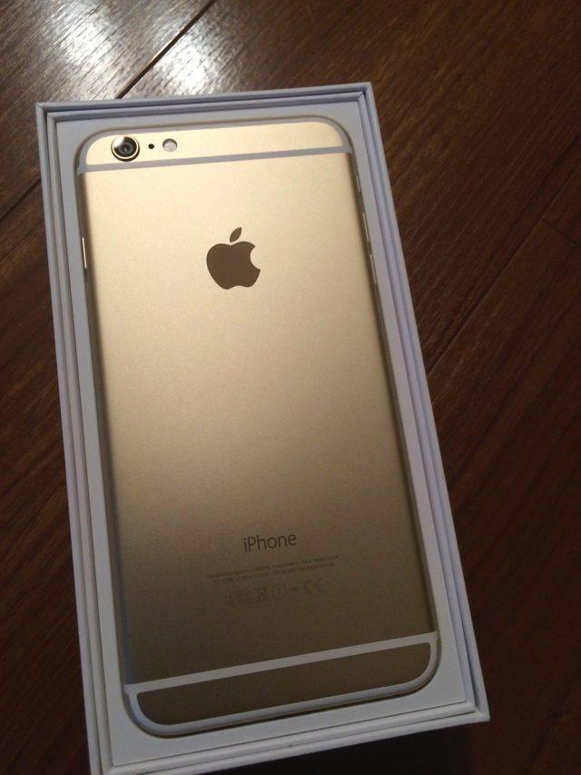 画像: iPhone 6 Plus 二日目のレビュー