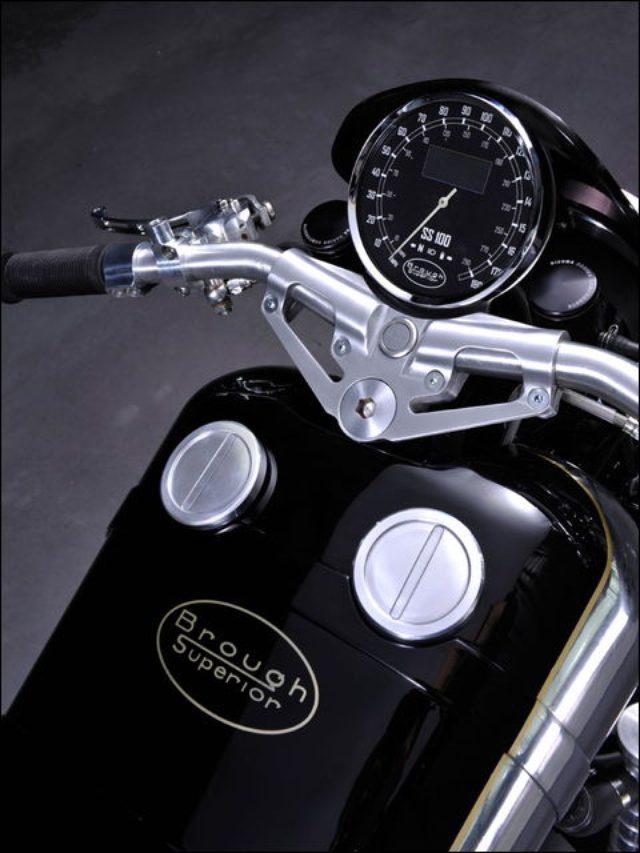画像: 世界でもっとも美しいバイク「ブラフ・シューペリア SS100」が超現代的なスタイリングで復活 - DNA