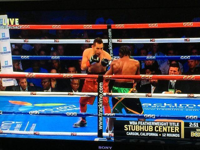 画像3: フィリピンの閃光vsカリブの斧男|ドネアvsウォーターズ ボクシング世界戦