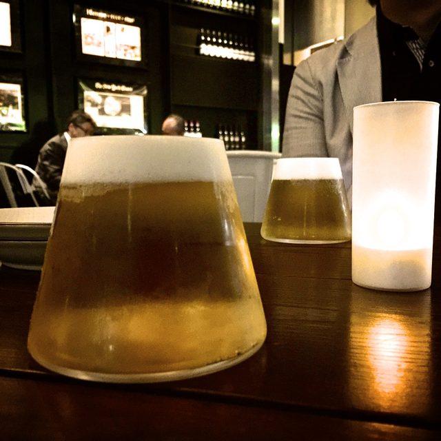 画像: @nobi さんと軽く一杯