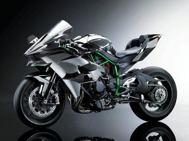 画像: 狂気の300馬力:乗り手を選ぶカワサキのスーパーバイク  Page4 « WIRED.jp