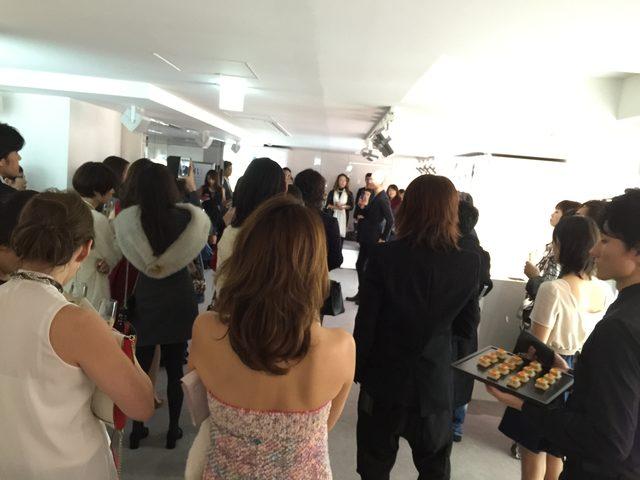 画像2: コーポレートナイト パーソナルショッパー 石井剛さんプロデュースのDiorイベントに出席
