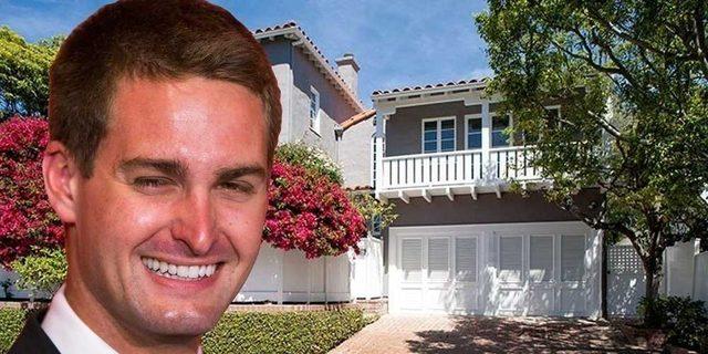 画像: Snapchat CEO Evan Spiegel Buys House In Brentwood - Business Insider